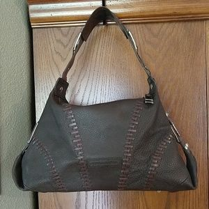 Bcbgmaxazria Brown Hobo Bag
